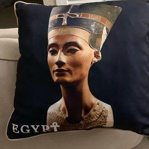 Egyptian pillow
